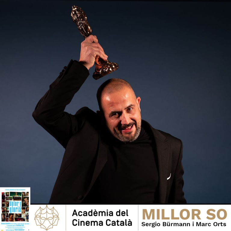 Marc Orts Gaudi 2020